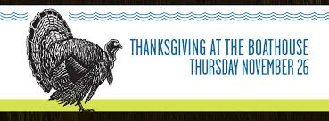 enjoy thanksgiving dinner with the boathouse at rocketts landing