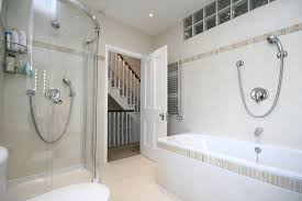 Shower And Bathrooms Bathroom Showers Home Plans