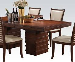 Cherry Wood Dining Room Set by Pacifica Cherry Dining Table