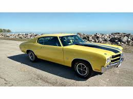 Chevelle Ss Price 1970 Chevrolet Chevelle Ss For Sale Classiccars Com Cc 999909