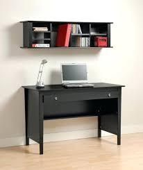 Home Computer Desk Hutch Office Desk Black Office Desk Hutch Small Wood Computer With