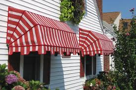 Awning Place Retractable Patio Awning With Front Drop Curtain Awning Place