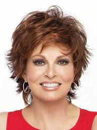 pictures on short curly hairstyles for older women cute