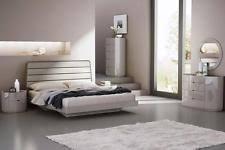 walnut contemporary bedroom furniture sets ebay