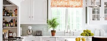 Curtains Kitchen Window by Kitchen Window Treatment Ideas U0026 Inspiration Blinds Shades