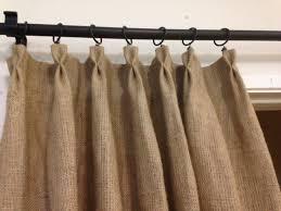 burlap curtain home design ideas and pictures