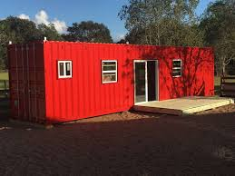 oil and gas engineer quits job to build tiny homes out of containers