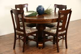 Antique Dining Room Tables sold round 48
