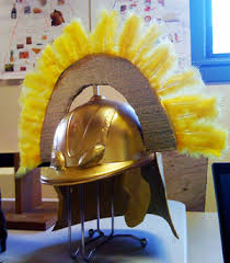 ideas for ks2 roman project roman helmets project idea school ancient history pinterest