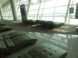 incheon airport rated 1 or 2 in the world and asiana lounge