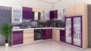 Indian Kitchen Interiors by Latest Kitchen Furniture Design Latest Gallery Photo