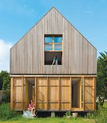 7 modern homes in france dwell french country house facade wood