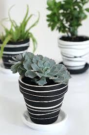 Painting Garden Pots Ideas Plant Pot Designs Best Painted Flower Pots Ideas On Painting Pots
