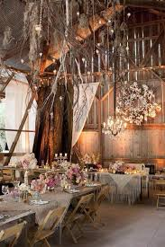 country chic wedding country chic indoor wedding decor the white sparrow barn