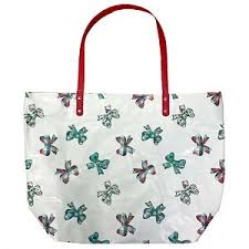 bags of christmas bows your wdw store disney reusable tote mickey and friends