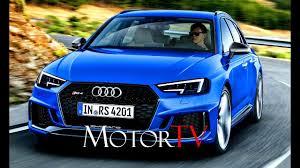 2018 audi rs4 avant 2 9 tfsi 450 hp l beauty shots l driving