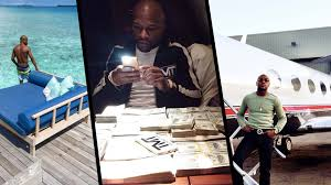 mayweather house tour the baller life of floyd mayweather gq india entertainment