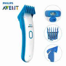 avent rechargeable kids hair clippers trimmer us plug professional
