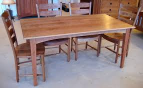 Cherry Dining Table Interesting Decoration Cherry Dining Table Chic Inspiration Shaker