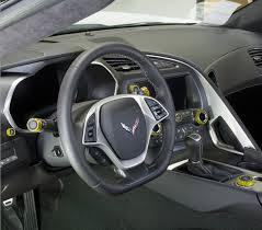 2014 corvette interior interior knob cover kit carbon fiber fits 2014 2015 corvette