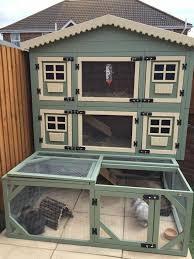 Happy Hutch Company Rabbit Accommodation Ideas The Littlest Rescue