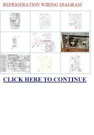 q u003drefrigeration wiring diagram