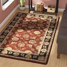 Area Rugs Saskatoon Andover Mills Morgenstern Vintage Hand Tufted Red Brown Area Rug