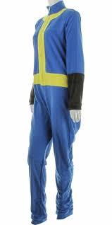 fallout vault jumpsuit fallout 4 vault 111 jumpsuit union suit
