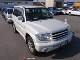2004 mitsubishi wagon 2004 mitsubishi pajero io pictures 1 8l gasoline automatic for