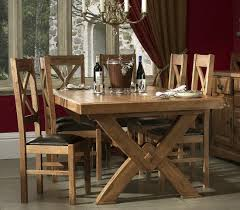 rustic oak dining table rustic oak dining table and chairs f62 about remodel perfect home