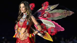 alessandra ambrosio emotionally closes out her last victoria u0027s