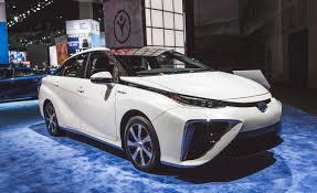 renault sedan 2016 2016 toyota mirai 57 000 for fuel cell driven sedan