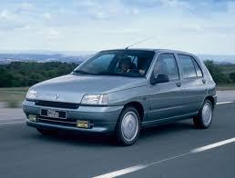 renault clio 5 doors specs 1990 1991 1992 1993 1994 1995