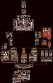 Ff6 World Of Ruin Map by Final Fantasy Vi Banquet