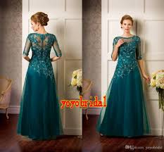 of the groom dresses teal of the groom dresses with half sleeves lace