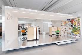 vitra workspace vitra office showroom and experimental laboratory vitra workspace pernilla ohrstedt studio display
