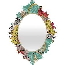 Valentina Ramos Duvet Deny Designs Valentina Ramos Beatriz Baroque Wall Mirror U0026 Reviews