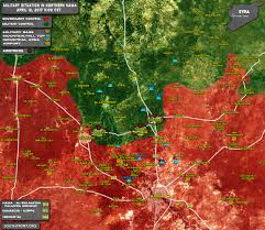Map Of Syria And Russia House U0027declassified Report U0027 On Chemical Weapons Attack In Idlib