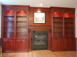 arched bookcases wood mantels for stone fireplaces custom