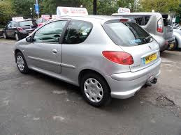 used peugeot for sale uk used 2005 peugeot 206 s zest 3 3dr for sale in hyde cheshire 1