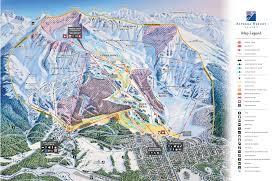 Keystone Resort Map Alyeska Ski Resort Alyeska Accommodations Skisync