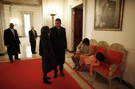 The First Family U0027s Time In The White House See The Photos Teen