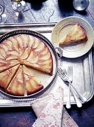 winter ginger pear and almond cake jamie oliver