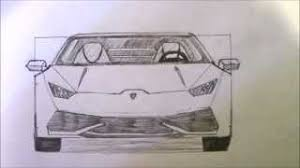 how to draw a car aston martin db9 step by step easy drawing for