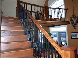 Staircase Spindles Ideas Good 32 Staircase With Black Spindles On Staircase Spindles With