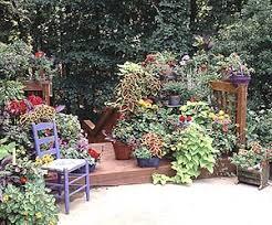 planting a deck