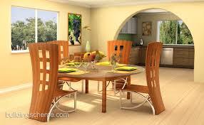 modern furniture modern wood furniture design medium brick wall