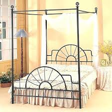 Metal Canopy Bed Metal Canopy Beds Metal Poster Bed Metal Bed Canopy Iron