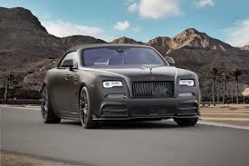 mansory refinement programme for the rolls royce dawn u2013 proudmag