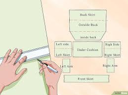 comment faire une housse de canapé comment recouvrir votre canapé 13 é